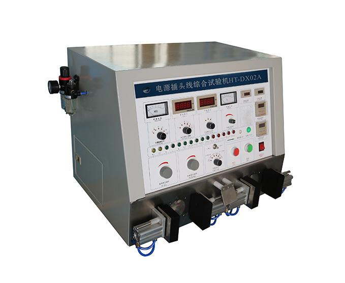 Plug Cord Material Testing Equipment For Polarity Insulation ...
