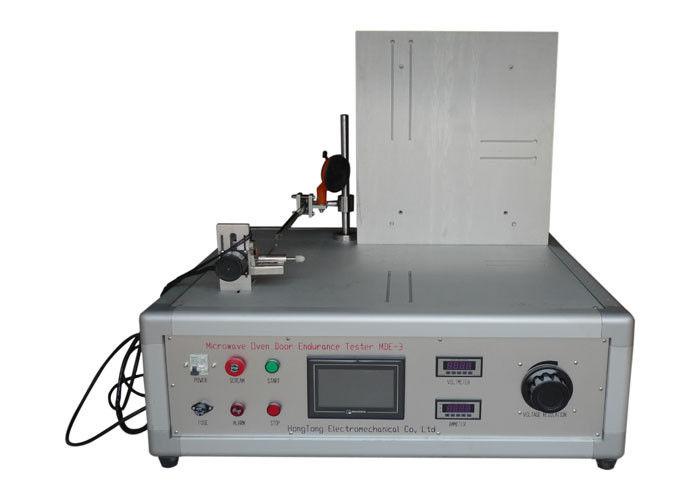 IEC 60335-2-25: 2014 Microwave Oven Door Endurance Test Equipment