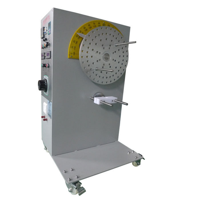 Automatic Test Equipment : Automatic iec test equipment power cord flexing