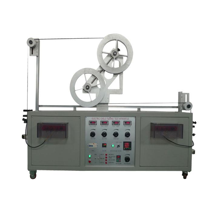 IEC60245.2 Figure 1Rubber Plastic Flexible Cables Mechanical Strength Testing Equipment