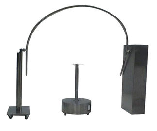 IEC60529 IPX Waterproof Tester IPX3/IPX4 Rain Oscillation Tube Tester